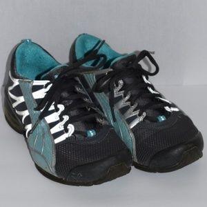 Puma Blue & Gray Sneakers